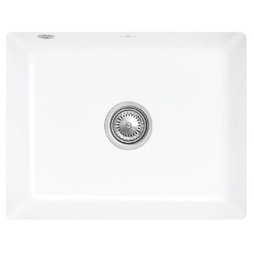Villeroy and Boch Subway SU CeramicPlus Ceramic Kitchen Sink